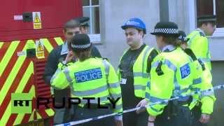 UK: Shard skyscraper evacuated after fire alert