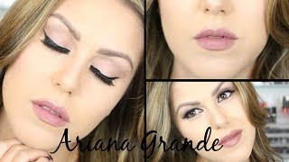 ♥ Ariana Grande - Love me harder  Inspired make-up tutorial Thumbnail