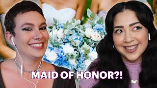 Which Of Your BFFs Should Be Your Maid Of Honor?