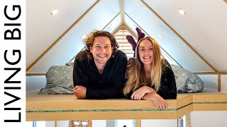 Our Own Tiny House Revisited - And Some Very Exciting News!