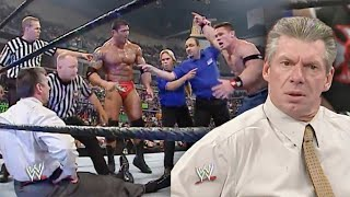 Retro Ups & Downs From WWE Royal Rumble 2005
