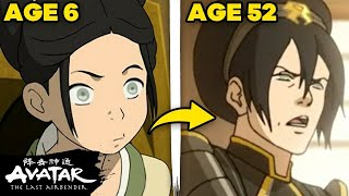 Toph Beifong's Complete Timeline in ATLA and Beyond! 🦡🔩🏕 | Avatar