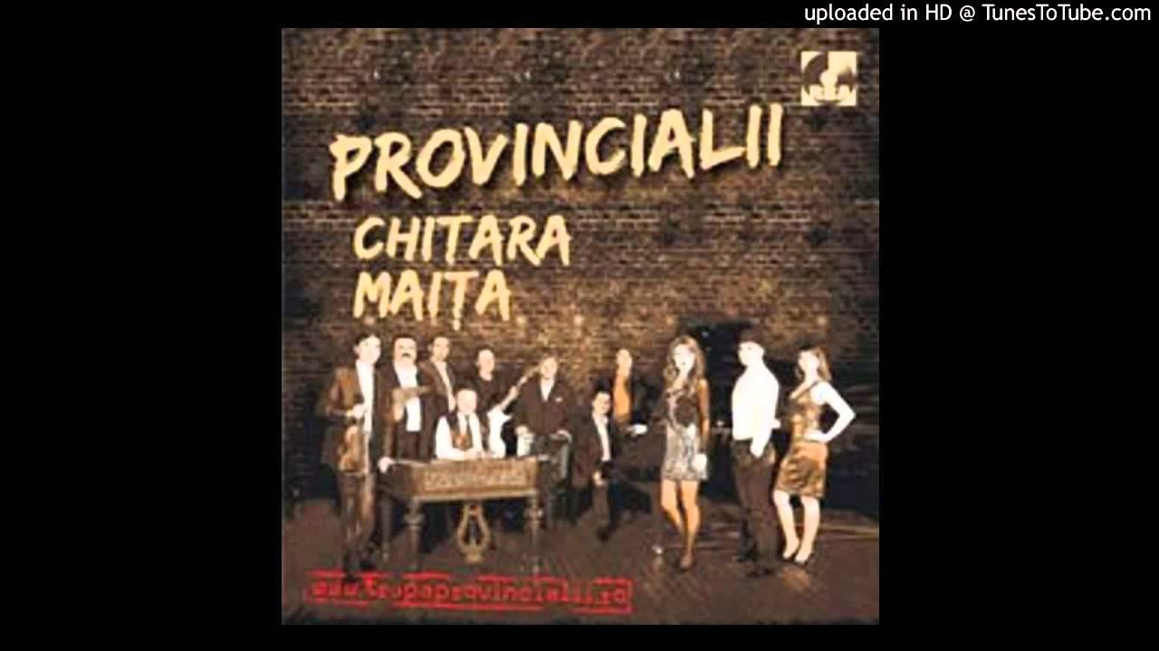 provincialii chitara mp3