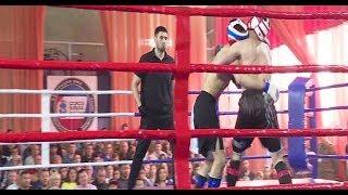 Из бокса в ММА, или как становятся победителями на спортивных соревнованиях Ямала?