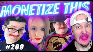 Monetize This #209  ( Funny highlight )