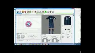 How to Update FIFA 14 Kits Using Creation Master 14