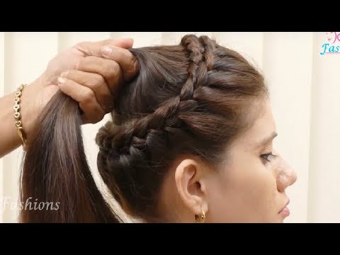 7 Easy Hairstyles for Long Hair 🌺 Best Hairstyles for Girls 2017