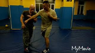 В.Н.Крючков. САО Стрела. Упражнения для обучения спонтанному реагированию тела.