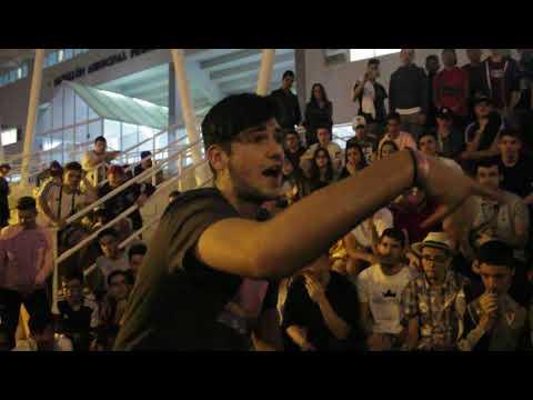 OSIO VS ABE -16avos- FlowRap Murcia 14/10/17