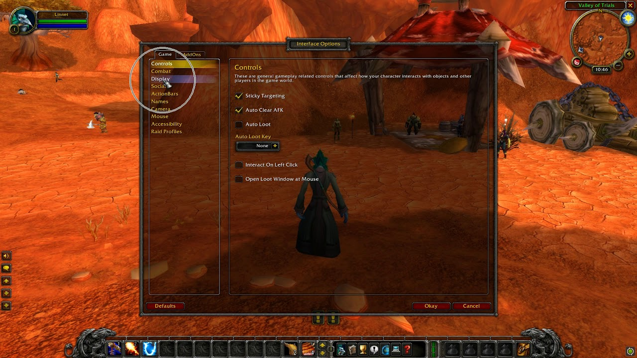 How to Enable Automatic Quest Tracking Text WoW Classic