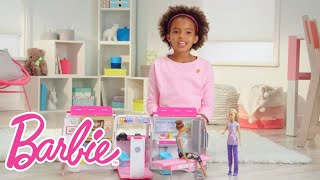 Barbie® Mobile Care Clinic Demo Video | Barbie