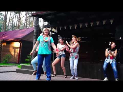 Корпоративное мероприятие Автомир Мульти-Новосибирск лето 2016