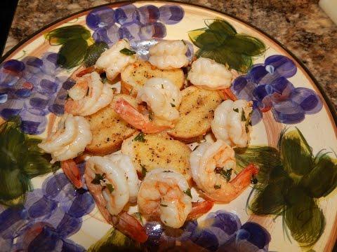 Garlic Shrimp Recipe - Shrimp Scampi