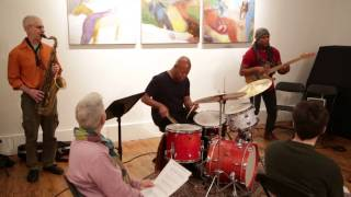 William Hooker Trio - Not a Police State / Arts for Art - January 13 2017