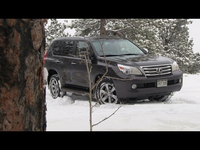 Review: 2013 Lexus GX 460 - Can Anything Stop this Luxury