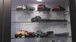 видео Модели отечественных автокранов