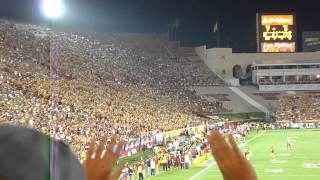 2013 Usc Trojans Vs Washington State Cougars Ncaa Pac12 Football (7)
