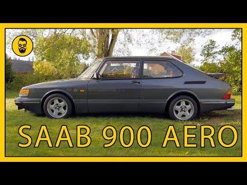 Saab 900 Aero Räddad Från Skroten