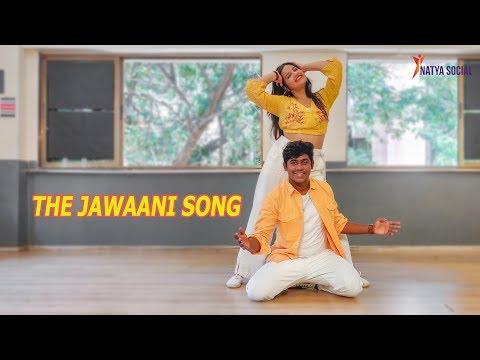 The Jawaani Song - SOTY 2   Natya Social   Tiger, Tara & Ananya