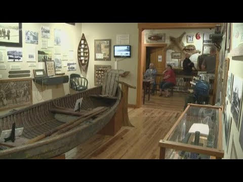 Green Outdoors: Rangeley Lakes Museum