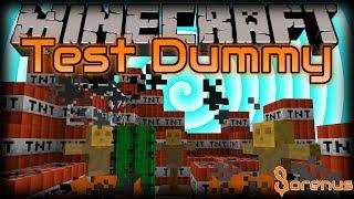 Minecraft | TEST DUMMIES! 1.8.9 | Sorenus Mods 206