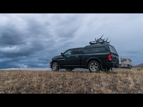 BUILD THE ULTIMATE HUNTING RIG - Mobile Elk Hunting Truck