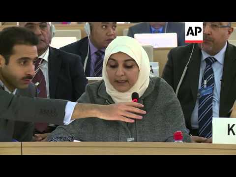 Kuwait's human rights record in spotlight at UN meeting