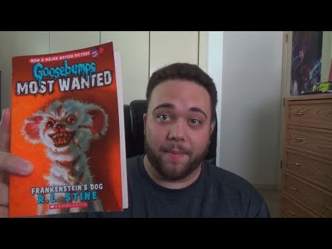 Goosebumps: Most Wanted: Frankenstein's Dog - Book Review