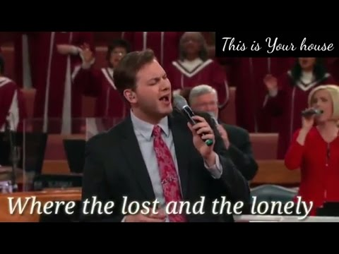 Joseph Larson - This is Your house/Give thanks (with lyrics)