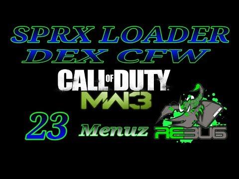 Repeat MW3 SPRX LOADER For HEN / HFW / PS3 (2019) by VENOMz