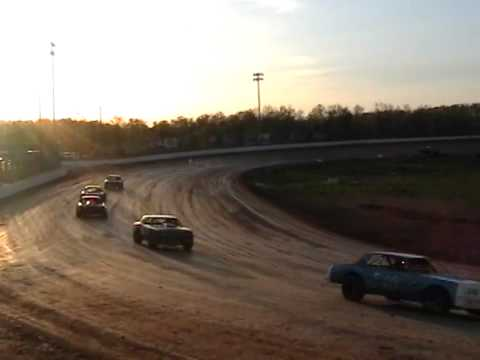 West Plains Motor Speedway 4-16-11