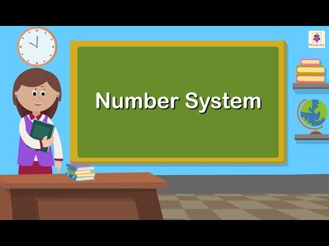 Number Systems – Hindu-Arabic System and International Number System | Maths for Kids | Periwinkle