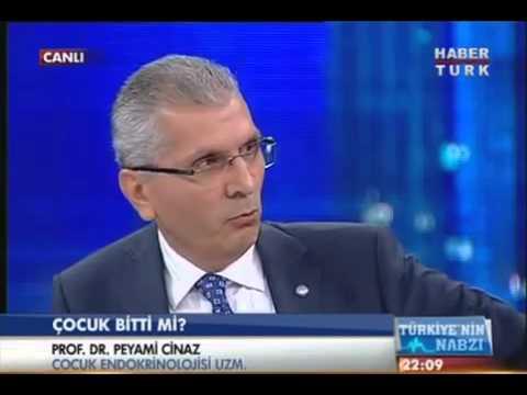Prof Dr Peyami C?NAZ Erken Ergenlik Boy K?sal??? Yapar m??