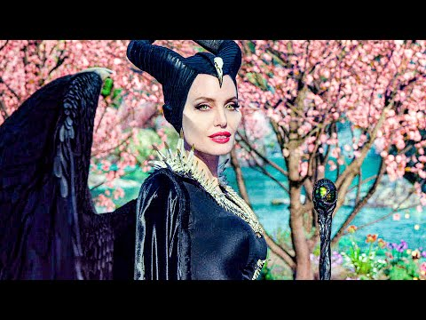 MALEFICENT 2: MISTRESS OF EVIL - 4 Minutes Trailers + Clips (2019)