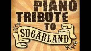 All I Want To Do- Sugarland Piano Tribute