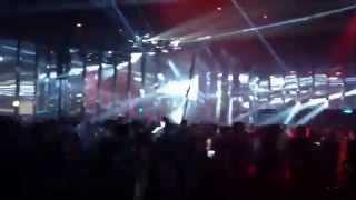 concerto di musica dance techno trance e progressive a Milano #congorock #first vodafone