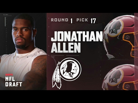 Jonathan Allen Highlights ||Welcome Home||