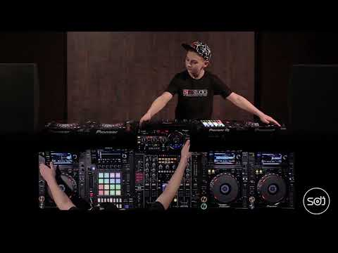 Polyansky - performance part.1 SDJ 2018 Pioneer DJ-2000Nexus DJS-1000