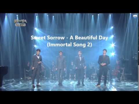 sweet sorrow a beautiful day immortal song 2 youtube. Black Bedroom Furniture Sets. Home Design Ideas