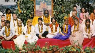 """India India"" rare Beatles song and pictures"