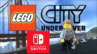 lego City Undercover (Switch) Review