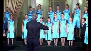 Старший хор хоровой школы \