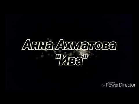 Изображение предпросмотра прочтения – АнастасияГладкова читает произведение «Ива» А.А.Ахматовой