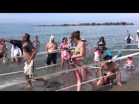 2012-7-16谷浜海水浴場マッチ第四試合