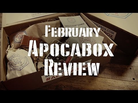 Apocabox Review: February