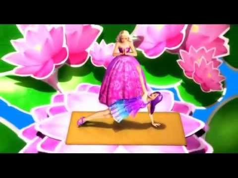 Barbie La Princesse et la Popstar - Pour être une princesse/Pour être une popstar