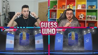 SO MANY SICK TOTS PACKED IN EPIC GUESS WHO FIFA vs AJ3!! (FIFA 19)