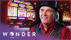 The Man Who Cheated Vegas Casinos For Years And Stole Millions   Cheating Vegas S1 EP2   Wonder