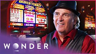 The Man Who Cheated Vegas Casinos For Years And Stole Millions | Cheating Vegas S1 EP2 | Wonder