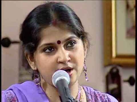 Kaushiki Chakrabarty - Khamaj Song